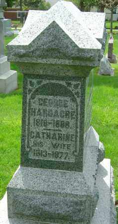 HARDACRE, GEORGE - Montgomery County, Ohio | GEORGE HARDACRE - Ohio Gravestone Photos
