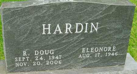 HARDIN, R DOUG - Montgomery County, Ohio | R DOUG HARDIN - Ohio Gravestone Photos