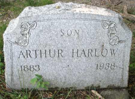 HARLOW, ARTHUR - Montgomery County, Ohio | ARTHUR HARLOW - Ohio Gravestone Photos