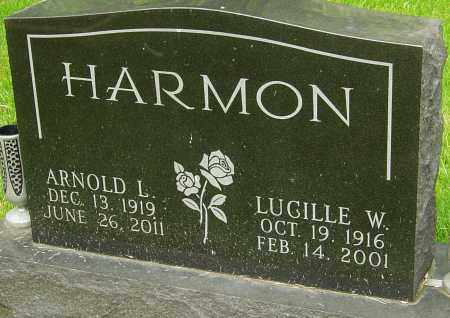 HARMON, LUCILLE W - Montgomery County, Ohio | LUCILLE W HARMON - Ohio Gravestone Photos
