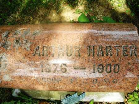 HARTER, ARTHUR - Montgomery County, Ohio | ARTHUR HARTER - Ohio Gravestone Photos