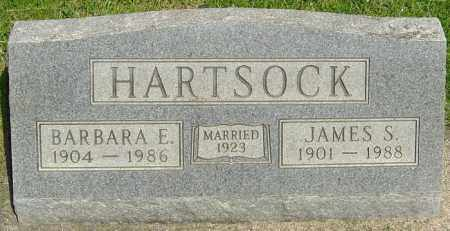 HARTSOCK, JAMES S - Montgomery County, Ohio | JAMES S HARTSOCK - Ohio Gravestone Photos