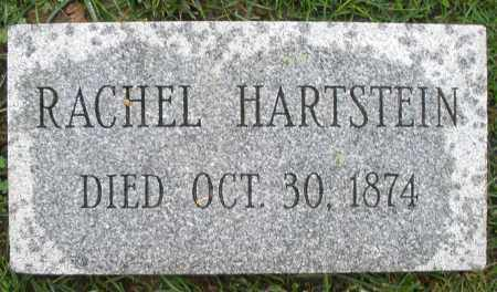 HARTSTEIN, RACHEL - Montgomery County, Ohio | RACHEL HARTSTEIN - Ohio Gravestone Photos