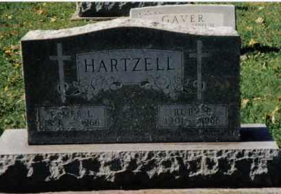 HARTZELL, ELMER L. - Montgomery County, Ohio | ELMER L. HARTZELL - Ohio Gravestone Photos