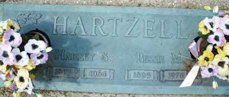 HARTZELL, HARLEY S. - Montgomery County, Ohio | HARLEY S. HARTZELL - Ohio Gravestone Photos