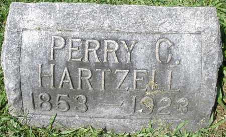 HARTZELL, PERRY C. - Montgomery County, Ohio | PERRY C. HARTZELL - Ohio Gravestone Photos