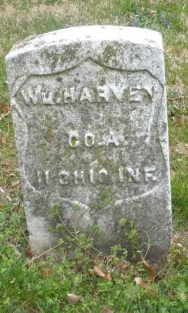 HARVEY, WILLIAM - Montgomery County, Ohio | WILLIAM HARVEY - Ohio Gravestone Photos