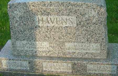 HAVENS, JAMES M - Montgomery County, Ohio | JAMES M HAVENS - Ohio Gravestone Photos