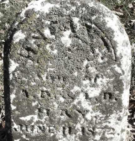 HAY, INFANT SON - Montgomery County, Ohio | INFANT SON HAY - Ohio Gravestone Photos