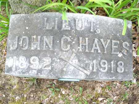 HAYES, JOHN - Montgomery County, Ohio | JOHN HAYES - Ohio Gravestone Photos