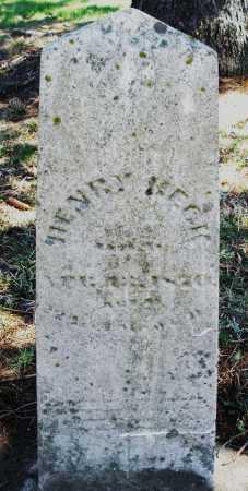 HECK, HENRY - Montgomery County, Ohio | HENRY HECK - Ohio Gravestone Photos