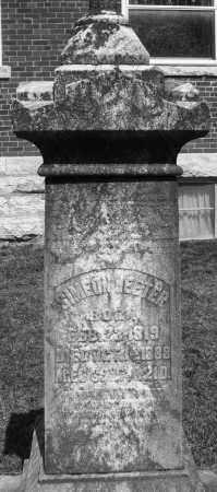HEETER, SIMEON - Montgomery County, Ohio | SIMEON HEETER - Ohio Gravestone Photos