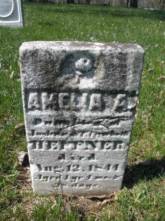 HEFFNER, AMELIA A. - Montgomery County, Ohio | AMELIA A. HEFFNER - Ohio Gravestone Photos
