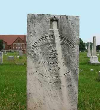 HEINEY, JOSEPH - Montgomery County, Ohio | JOSEPH HEINEY - Ohio Gravestone Photos