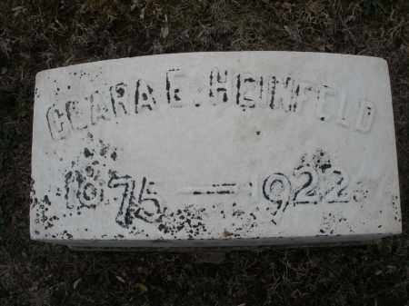 HEINFELD, CLARA E. - Montgomery County, Ohio | CLARA E. HEINFELD - Ohio Gravestone Photos