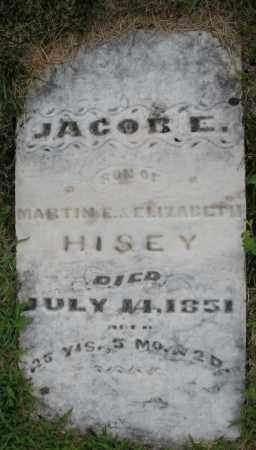HEISEY, JACOB C. - Montgomery County, Ohio | JACOB C. HEISEY - Ohio Gravestone Photos