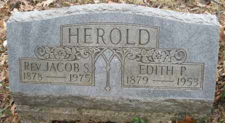 HEROLD, EDITH P. - Montgomery County, Ohio | EDITH P. HEROLD - Ohio Gravestone Photos