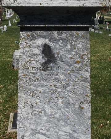 HETZLER, MICHAEL - Montgomery County, Ohio | MICHAEL HETZLER - Ohio Gravestone Photos