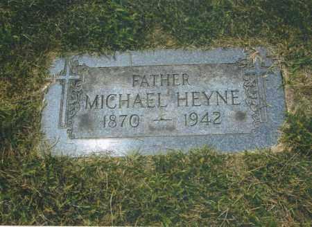 HEYNE, MICHAEL - Montgomery County, Ohio | MICHAEL HEYNE - Ohio Gravestone Photos