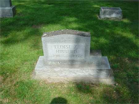 HIBBERD, ELOISE - Montgomery County, Ohio | ELOISE HIBBERD - Ohio Gravestone Photos