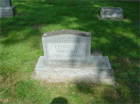 ZIMMERMAN HIBBERD, ELOISE - Montgomery County, Ohio | ELOISE ZIMMERMAN HIBBERD - Ohio Gravestone Photos