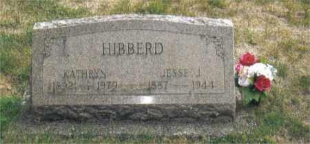 HIBBERD, JESSE J - Montgomery County, Ohio | JESSE J HIBBERD - Ohio Gravestone Photos