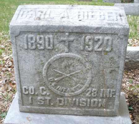 HIEBER, CARL A. - Montgomery County, Ohio | CARL A. HIEBER - Ohio Gravestone Photos