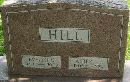 HILL, ALBERT C - Montgomery County, Ohio | ALBERT C HILL - Ohio Gravestone Photos