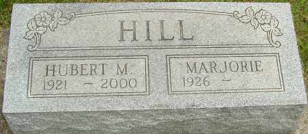 HILL, HUBERT M - Montgomery County, Ohio | HUBERT M HILL - Ohio Gravestone Photos