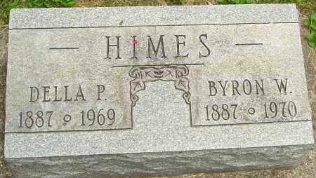 HIMES, BYRON WALTER - Montgomery County, Ohio | BYRON WALTER HIMES - Ohio Gravestone Photos
