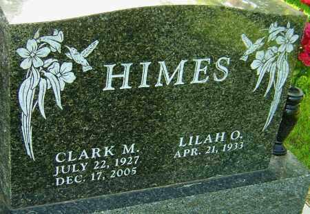 HIMES, CLARK M - Montgomery County, Ohio | CLARK M HIMES - Ohio Gravestone Photos