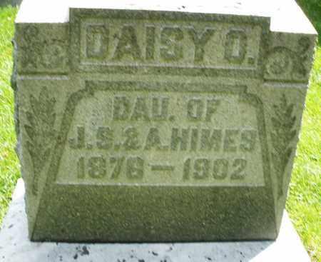 HIMES, DAISY O. - Montgomery County, Ohio | DAISY O. HIMES - Ohio Gravestone Photos