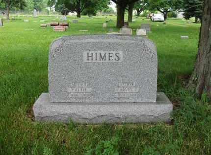 HIMES, HARVEY F. - Montgomery County, Ohio | HARVEY F. HIMES - Ohio Gravestone Photos