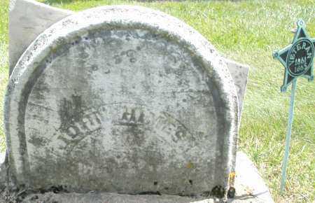HIMES, JOHN - Montgomery County, Ohio | JOHN HIMES - Ohio Gravestone Photos