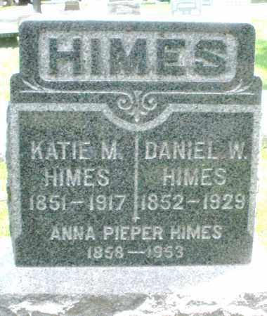 HIMES, KATIE M. - Montgomery County, Ohio | KATIE M. HIMES - Ohio Gravestone Photos