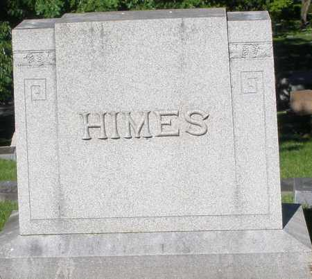 HIMES, MONUMENT - Montgomery County, Ohio | MONUMENT HIMES - Ohio Gravestone Photos