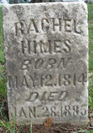 HIMES, RACHEL - Montgomery County, Ohio | RACHEL HIMES - Ohio Gravestone Photos
