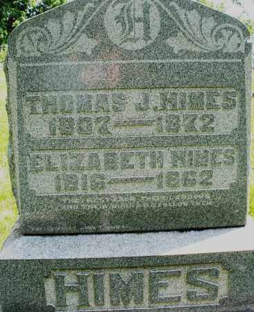 HIMES, THOMAS J. - Montgomery County, Ohio | THOMAS J. HIMES - Ohio Gravestone Photos