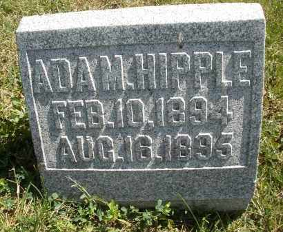 HIPPLE, ADA M. - Montgomery County, Ohio | ADA M. HIPPLE - Ohio Gravestone Photos