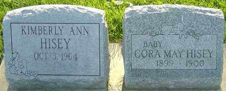 HISEY, CORA MAY - Montgomery County, Ohio | CORA MAY HISEY - Ohio Gravestone Photos