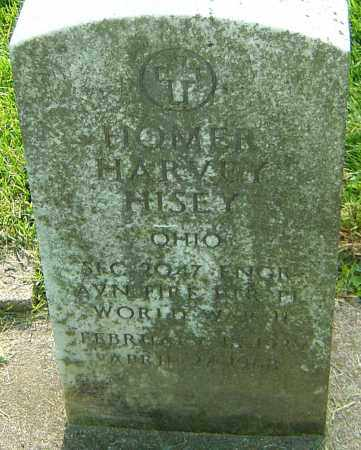 HISEY, HOMER HARVEY - Montgomery County, Ohio | HOMER HARVEY HISEY - Ohio Gravestone Photos