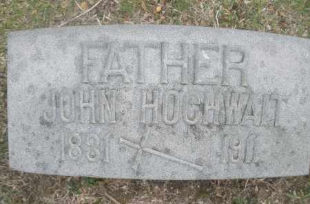 HOCHWALT, JOHN - Montgomery County, Ohio | JOHN HOCHWALT - Ohio Gravestone Photos