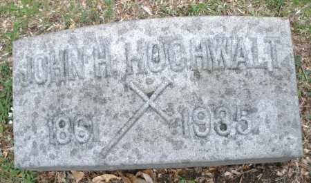 HOCHWALT, JOHN H. - Montgomery County, Ohio | JOHN H. HOCHWALT - Ohio Gravestone Photos
