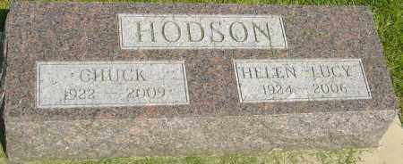 HODSON, CHUCK - Montgomery County, Ohio | CHUCK HODSON - Ohio Gravestone Photos