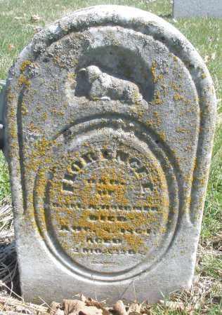 HOERNER, FLORENCE - Montgomery County, Ohio | FLORENCE HOERNER - Ohio Gravestone Photos
