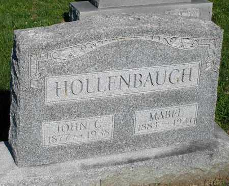HOLLENBAUGH, JOHN C. - Montgomery County, Ohio | JOHN C. HOLLENBAUGH - Ohio Gravestone Photos