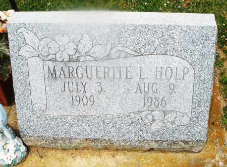 HOLP, MARGUERITE L. - Montgomery County, Ohio | MARGUERITE L. HOLP - Ohio Gravestone Photos