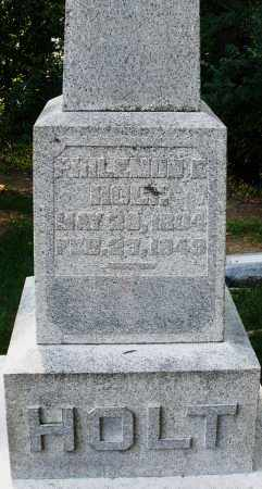 HOLT, PHILEMON - Montgomery County, Ohio | PHILEMON HOLT - Ohio Gravestone Photos