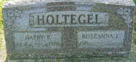 HOLTEGEL, HARRY B - Montgomery County, Ohio | HARRY B HOLTEGEL - Ohio Gravestone Photos
