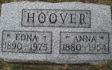 HOOVER, EDNA - Montgomery County, Ohio | EDNA HOOVER - Ohio Gravestone Photos